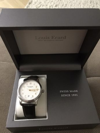 Мужские часы Luis Erard оригинал Швейцария