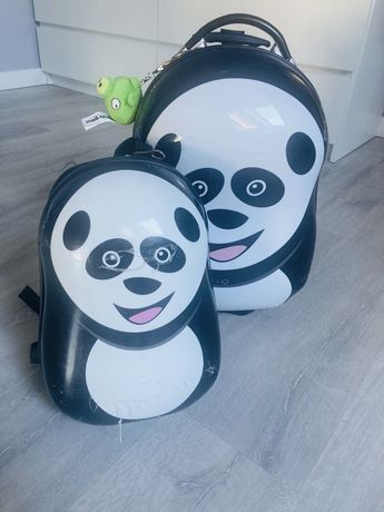Walizka dziecieca + plecak