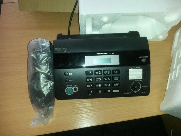 Факс- телефон Panasonic KX-FT982UA