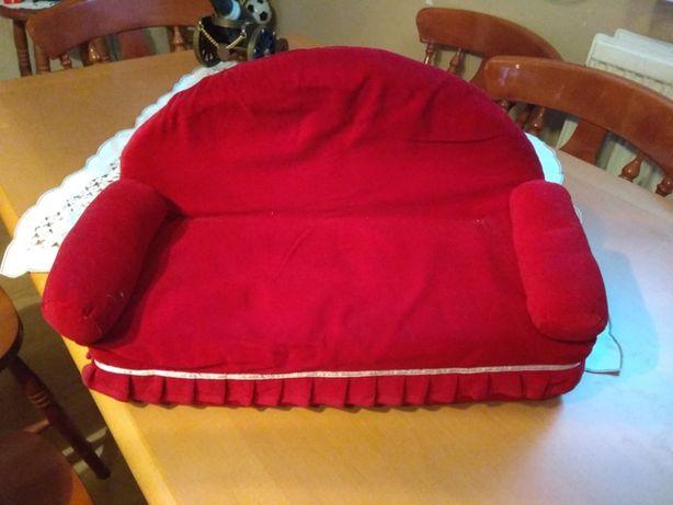 kanapa.sofa 50 cm dla lalki
