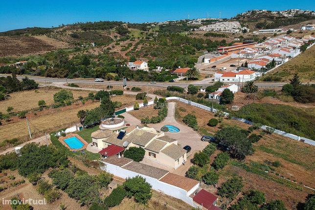 Viver na Costa Vicentina do Algarve numa espectacular Casa de Campo pe