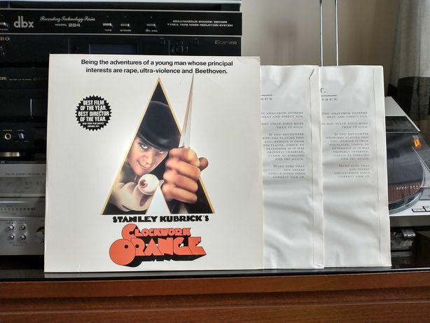 LaserDisc - Clockwork Orange - NTSC