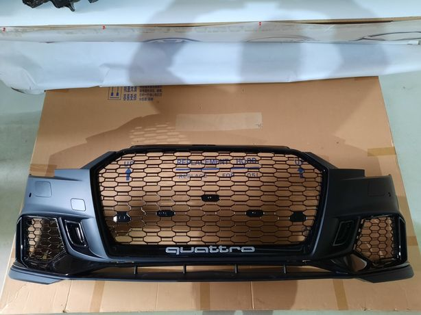 Бампер Капот Audi RS4 RS3 А4 А6