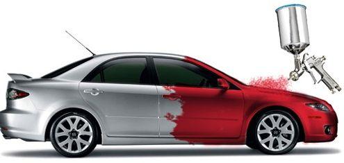 Кузовной ремонт, покраска, полировка авто