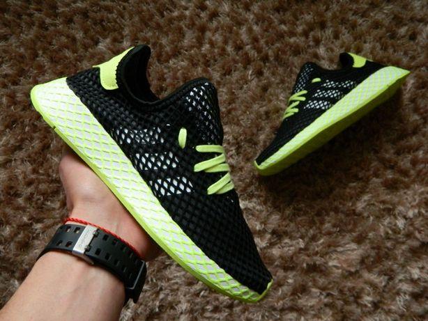 Женские кроссовки Adidas Deerupt Runner J {asics nike puma}