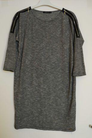 Bluzka damska Mohito zdobiona zamkami, rozm. 38