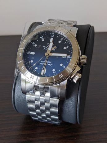 Zegarek GLYCINE AIRMAN 42 Automatic / GL0064 / 2.5 roku gwarancji