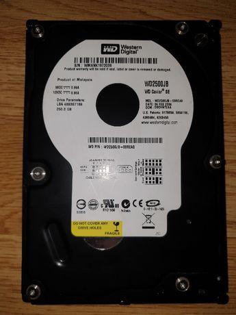 Продам жорсткий диск WD Caviar SE WD2500JB (IDE)