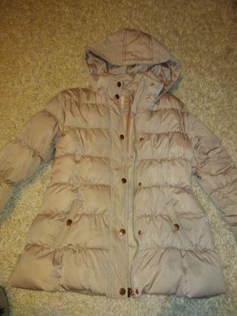 Куртка для дівчинки 140 ріст