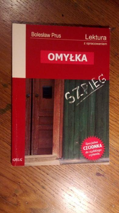 ,,Omyłka''-Bolesław Prus Radom - image 1