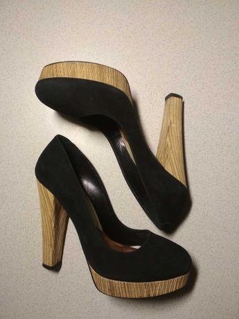Брендовые туфли Papletti размер 37