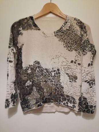 Sweterek z błyskiem GRATIS! Okazja!
