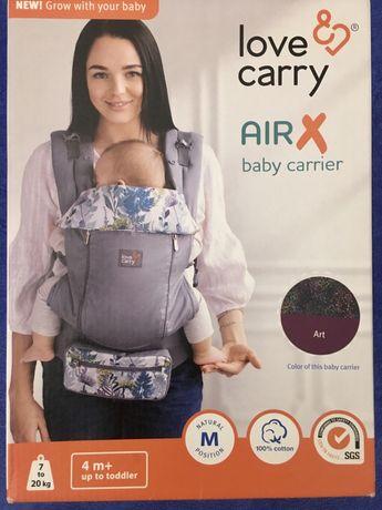 Эрго-рюкзак Love & Carry Air X