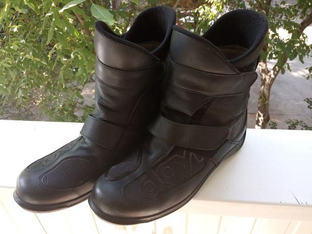 Мото_ботинки_Daytona_Мужские