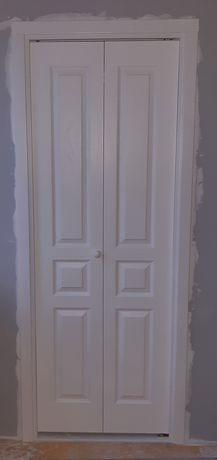 Drzwi garderobiane Porta Genewa 70