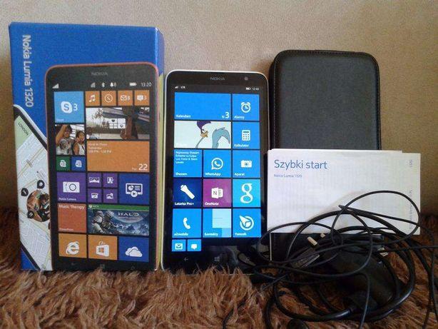 Nokia Lumia 1320 LTE*Ekran 6 cali!*Bez simlocka*Bateria 3400 mAh!!!