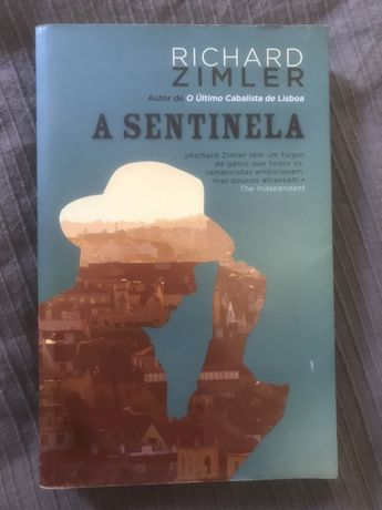 "Livro ""A sentinela"""