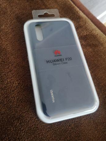 Huawei P20 oryginalne Etui Pokrowiec