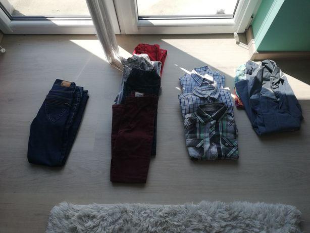 Ubrania dla chłopca 128-134