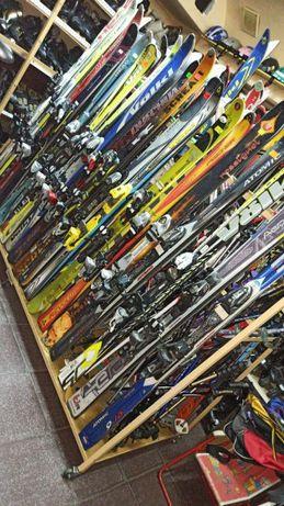 Горные лыжи из Германии-ОПТ, розница, цены 990-8500 грн.