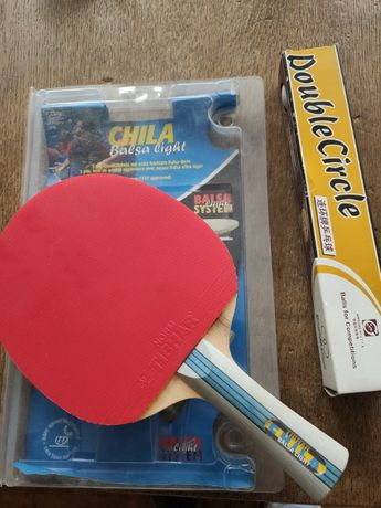 rakietka tenis stołowy tibhar chila balsa light