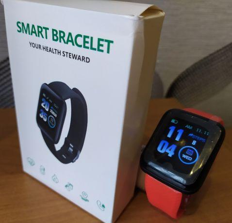 Smartwatch Android/IOS - dużo funkcji