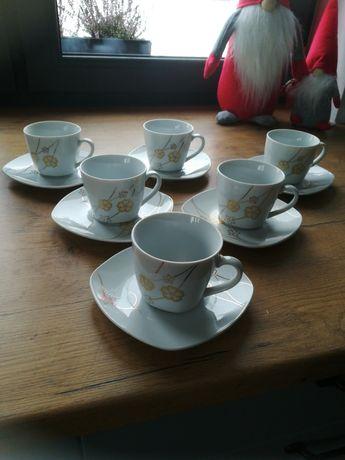 Serwis kawowy na 6 osób
