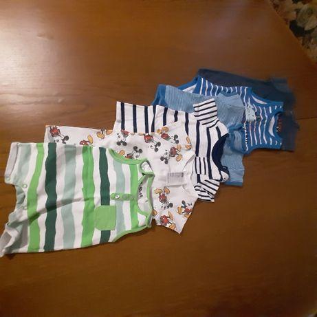 Ciuszki niemowlęce r. 56 - 62 cm