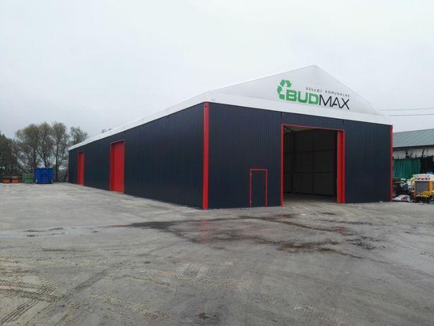Hala namiotowa 15x50x6 (dach pneumatyczny)