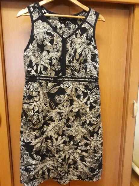 Продам летнее льняное платье