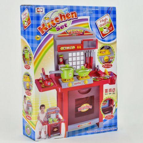 Великий ігровий набір Кухня з світлом та звуками