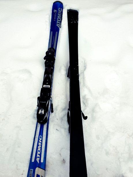 Продам лыжи Atomic Race 8