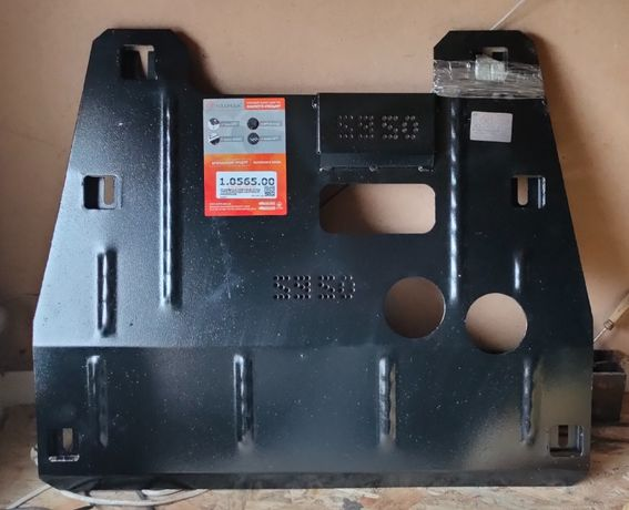 Защита двигателя KOLCHUGA 1.0565.00 Renault Kangoo 1998 - 2007