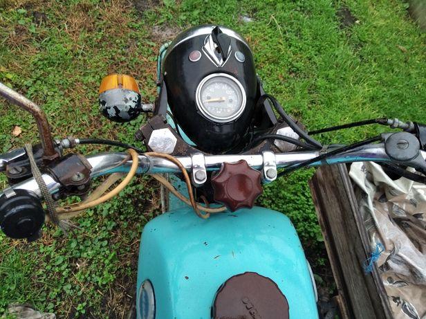 Продам мотоцикл иж юпитер