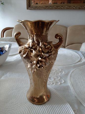 Sprzedam wazon złoty