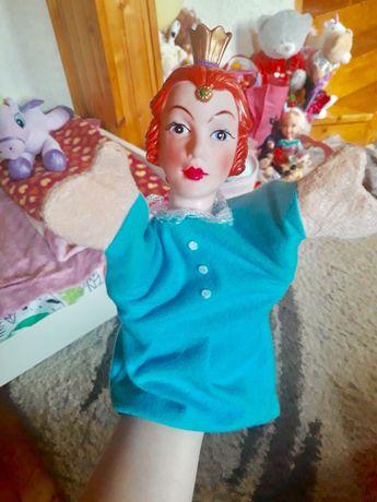 Принцеса мягкая на руку  ikea disney ty кукольний театр