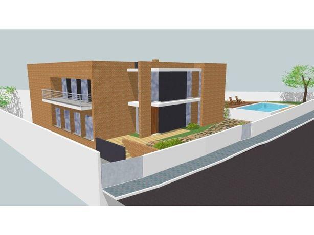 Moradia T6 de arquitetura moderna, isolada e próxima dos ...