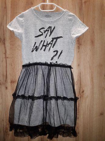 Sukienka dziewczęca  146