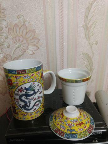 Чашка-заварник