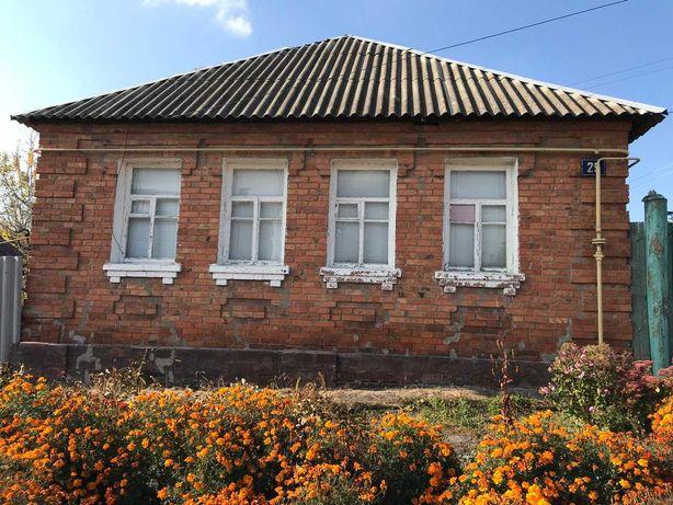 Продам 4-х комнатный дом (г.Богодухов, центр)