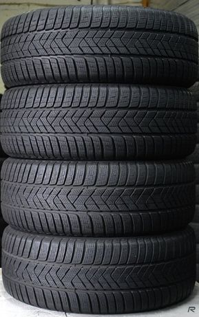 235/55 R19 Шины зима б.у. Pirelli Scorpion Winter склад