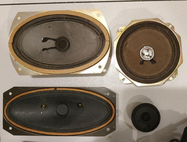 Głośniki średniotonowe różne