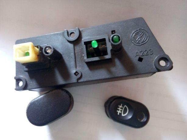 Fiat Barchetta - Botão de Farol de Nevoeiro - Traseiro