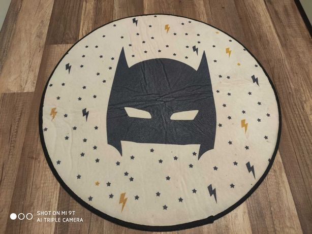 Dywanik okrągły  Batman