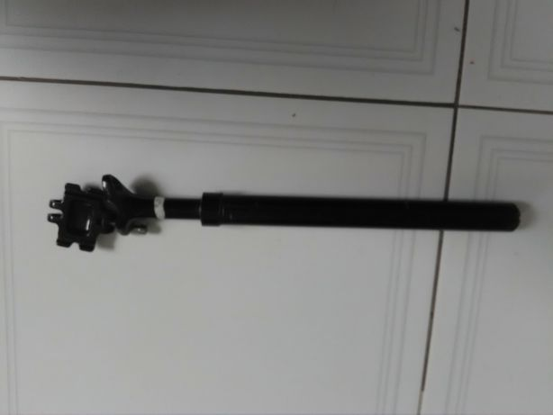 подседельный штырь 25,4 х 400мм з амортизаторм
