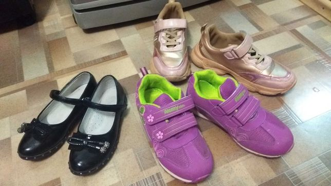 Обувь детская, кроссовки, туфли