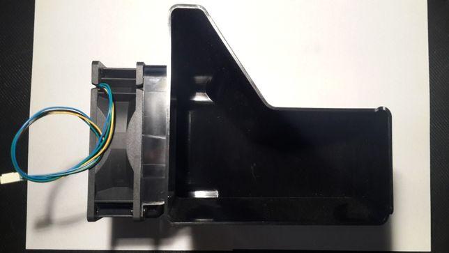 Система охлаждения с серверной стойки