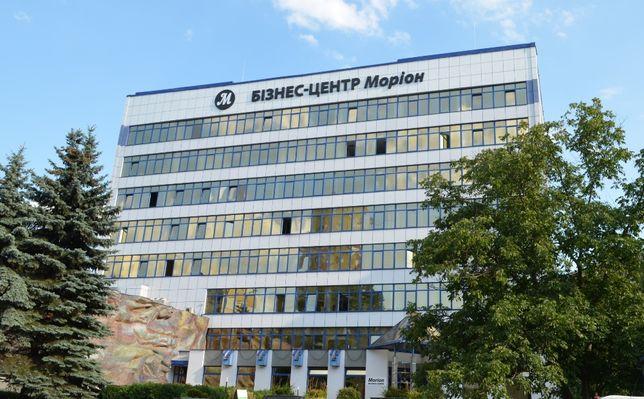 Помещения 177 кв.м. с фасадным входом ул Голосеевская 17 БЦ Морион.