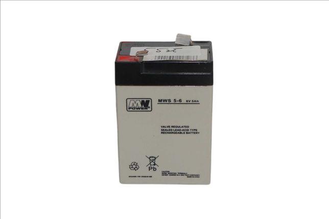Akumulator MWS 5-6 MW Power 5Ah