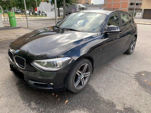 BMW 120d Sport Line 184 cv - Nacional (Preço Negociável)